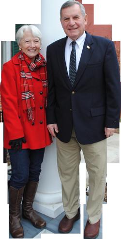 John and Lynn Avoli