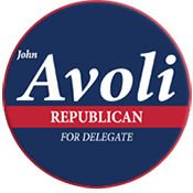 John Avoli – Republican Candidate Virginia's 20th District